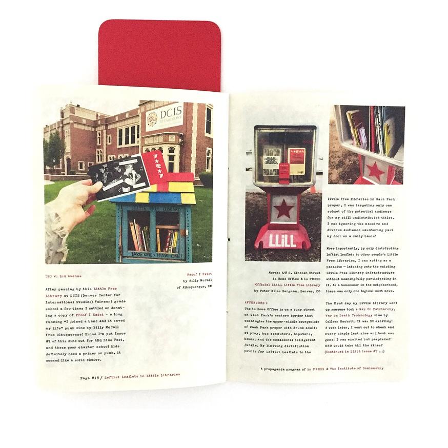 Leftist Leaflets in Little Libraries #1 thumbnail 5