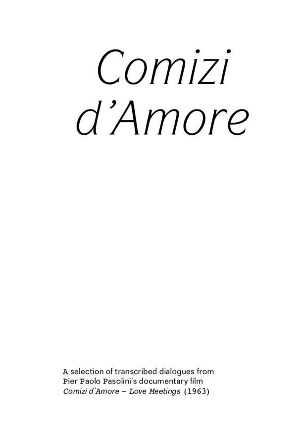 Comizi d'Amore thumbnail 2