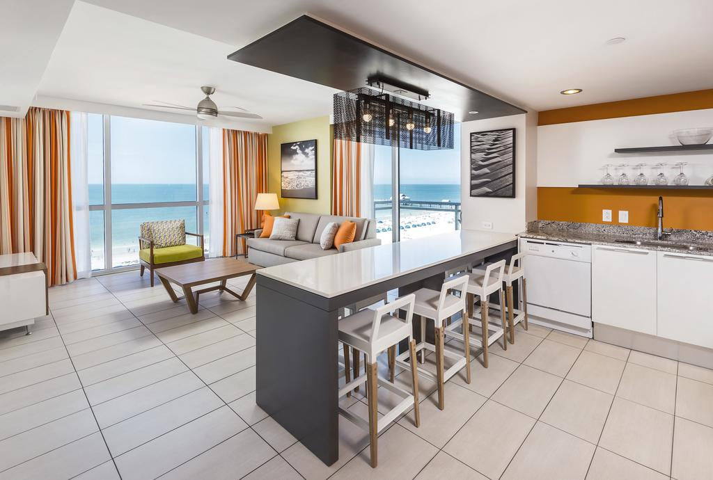 Apartment Clearwater Beach Resort 1 Bedroom 1 bathroom photo 18013853