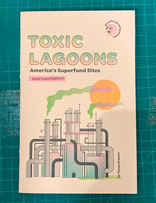 Toxic Lagoons: West Coast Edition