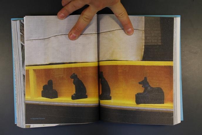 Agenda Noir et Blanc Design Dept. / Irrégulomadaire 2012 thumbnail 4