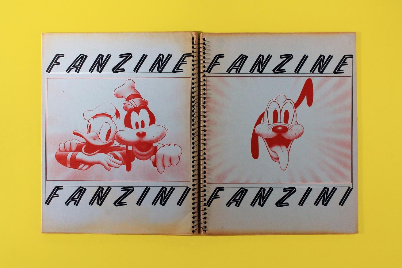 Fanzine-Fanzini