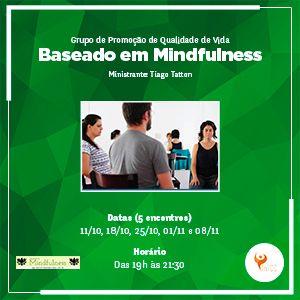 Grupo de Promoção de Qualidade de Vida - Mindfulness