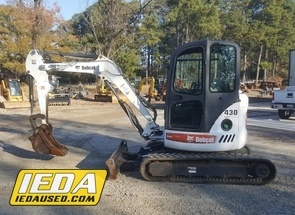 Used 2009 Bobcat 430HGZHS For Sale