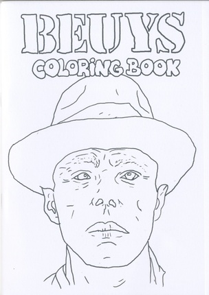 BEUYS Coloring Book