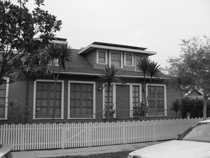 FIG. 7: Kinney-Tabor House, 1310 South 6th Avenue, Venice. Image courtesy of Los Angeles City Planning.
