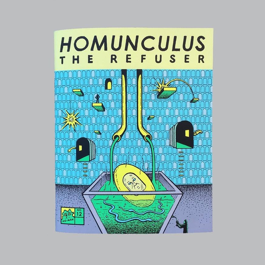 Homunculus the Refuser