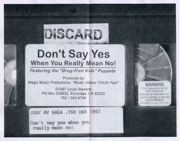 Library Excavations #7 : VHS R.I.P. thumbnail 4