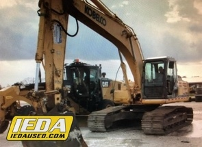 Used 2008 Kobelco SK210 LC For Sale