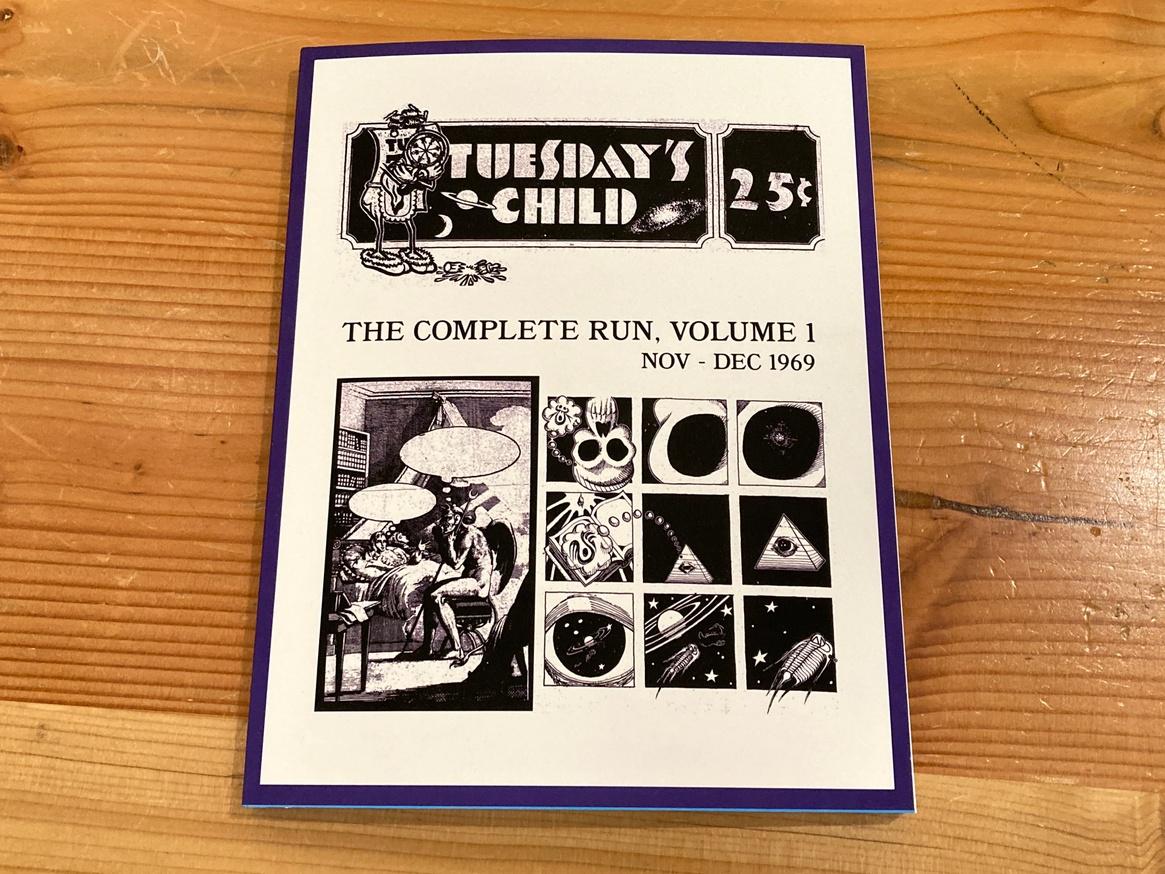 Tuesday's Child: Volume 1