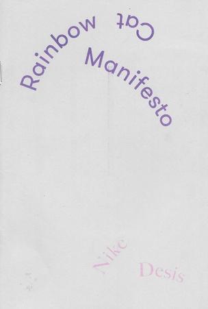 Rainbow Cat Manifesto