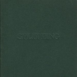 Gordon Matta-Clark : SPLITTING