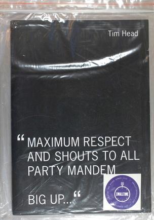 Maximum Respect...