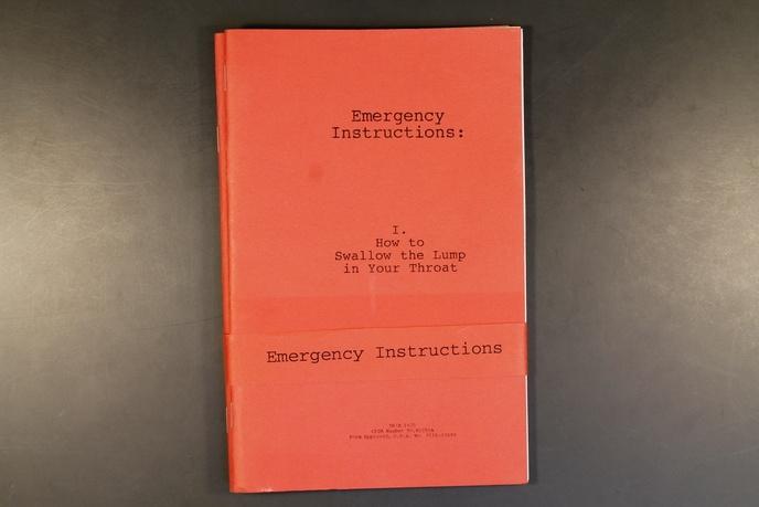 Emergency Instructions thumbnail 2