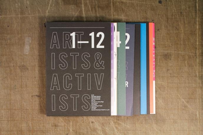 Artists & Activists 1 - 12