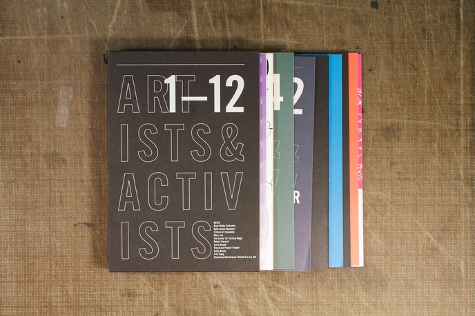 Artists & Activists 1 - 12 thumbnail 1