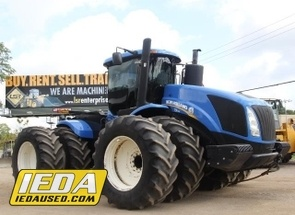 Used 2013 New Holland T9.615 For Sale