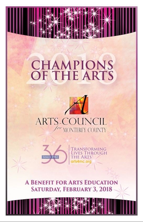 Angelica Muro Honored at 2018 Champions of the Arts Gala