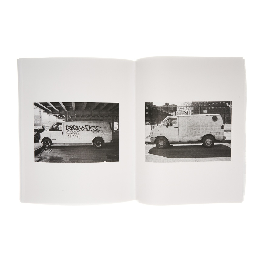 Photographs Of Tagged Delivery Vans  thumbnail 4