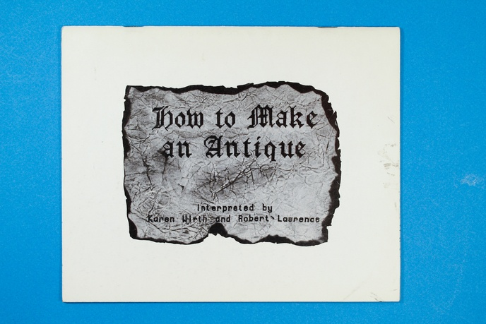 How to Make an Antique thumbnail 2