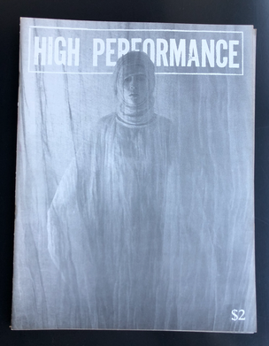 High Performance Vol. 1 no. 4 (UNSIGNED)
