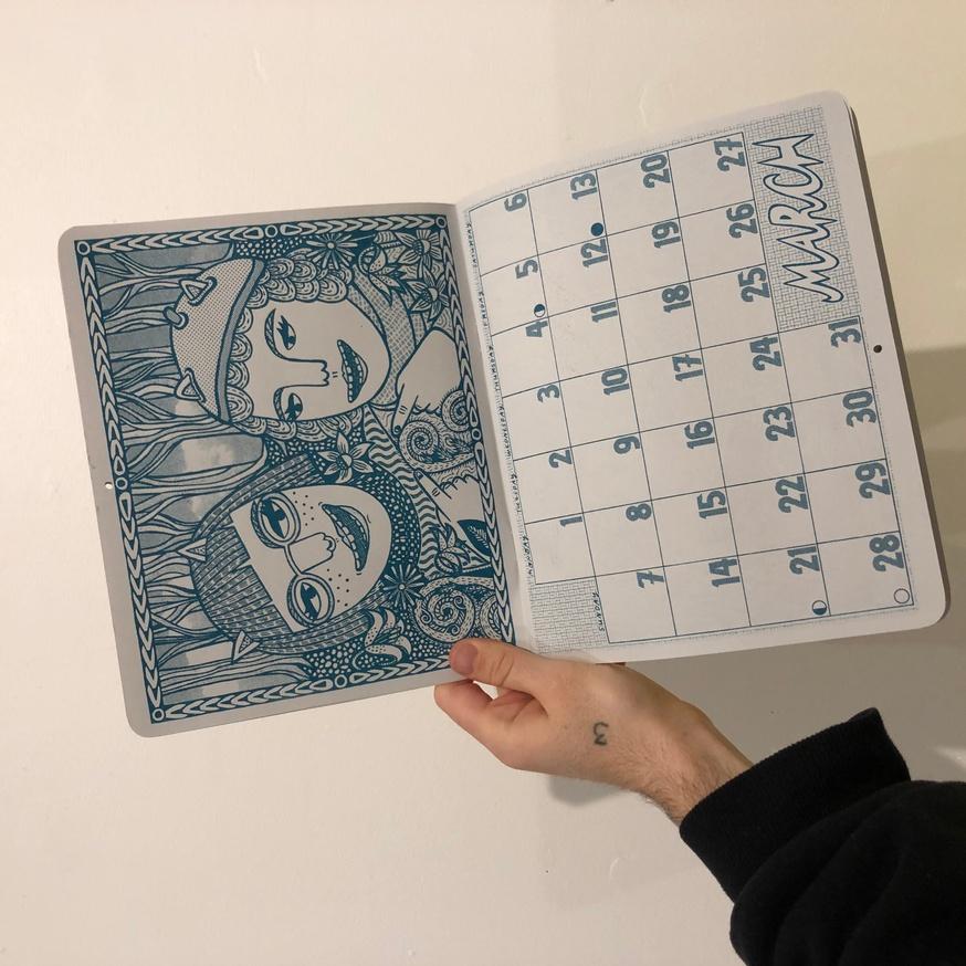 2021 Paquita Calendar thumbnail 2