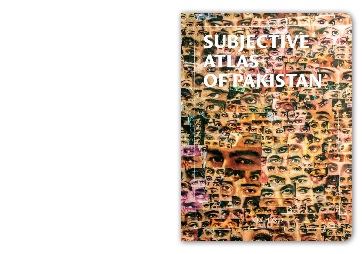 Subjective Atlas of Pakistan