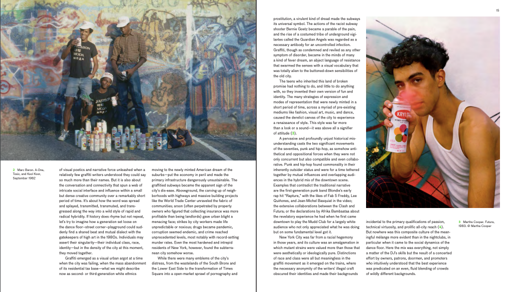 Writing the Future: Basquiat and the Hip-Hop Generation thumbnail 3