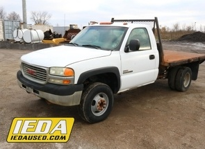 Used 2002 GMC 3500 For Sale