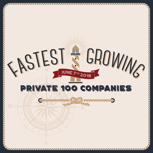 Fastest-Growing Private 100 Awards