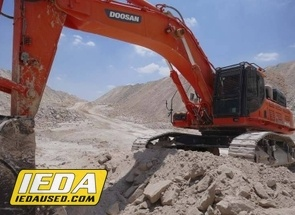 Used 2013 Doosan DX 490 LC-3 For Sale