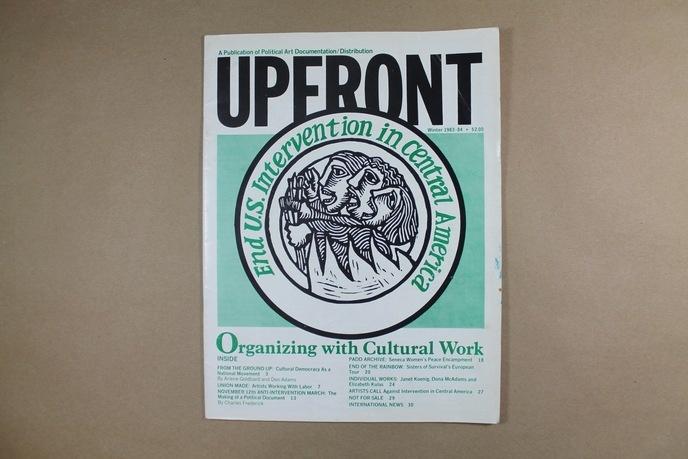 Upfront #8