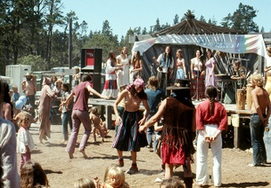 Albion Peoples Fair, CA, May 26, 1975