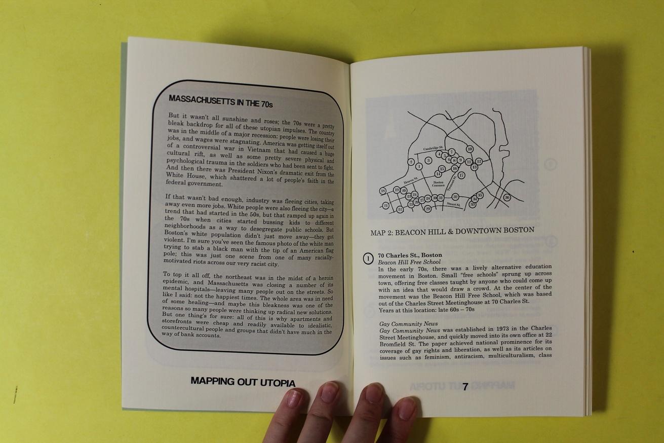 Mapping Out Utopia, Vol. 2: Boston thumbnail 3