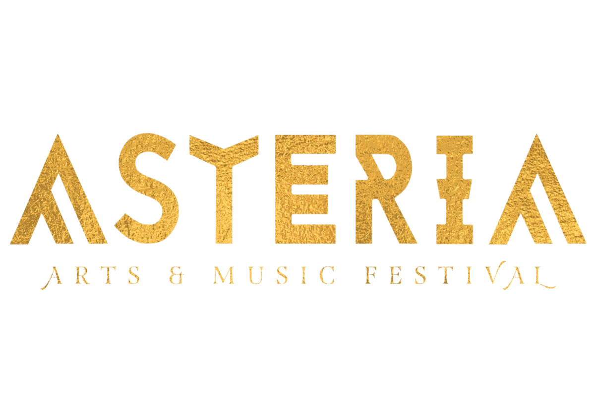 Asteria Arts & Music Festival logo