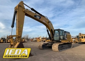 Used 2008 Caterpillar 345DL For Sale