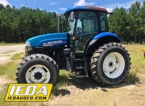 Used  New Holland TS6.110 For Sale