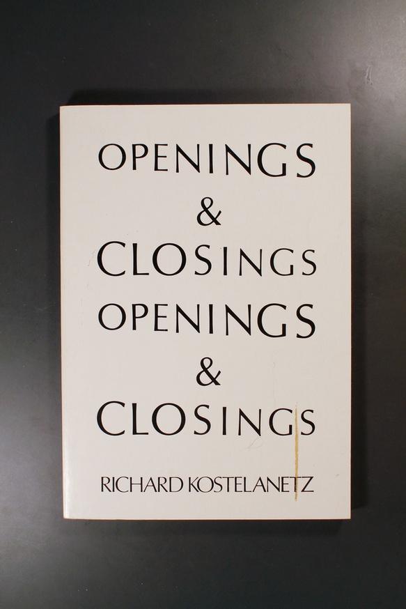 Openings & Closings / Openings & Closings