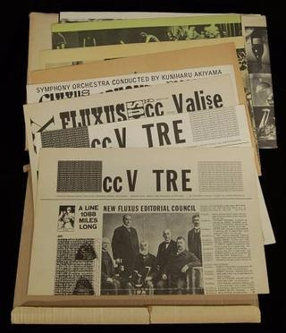 CcV TRE : Fluxus Magazine : New York 1964-1970 (9 Issues)