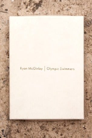 Olympic Swimmers Postcard Set