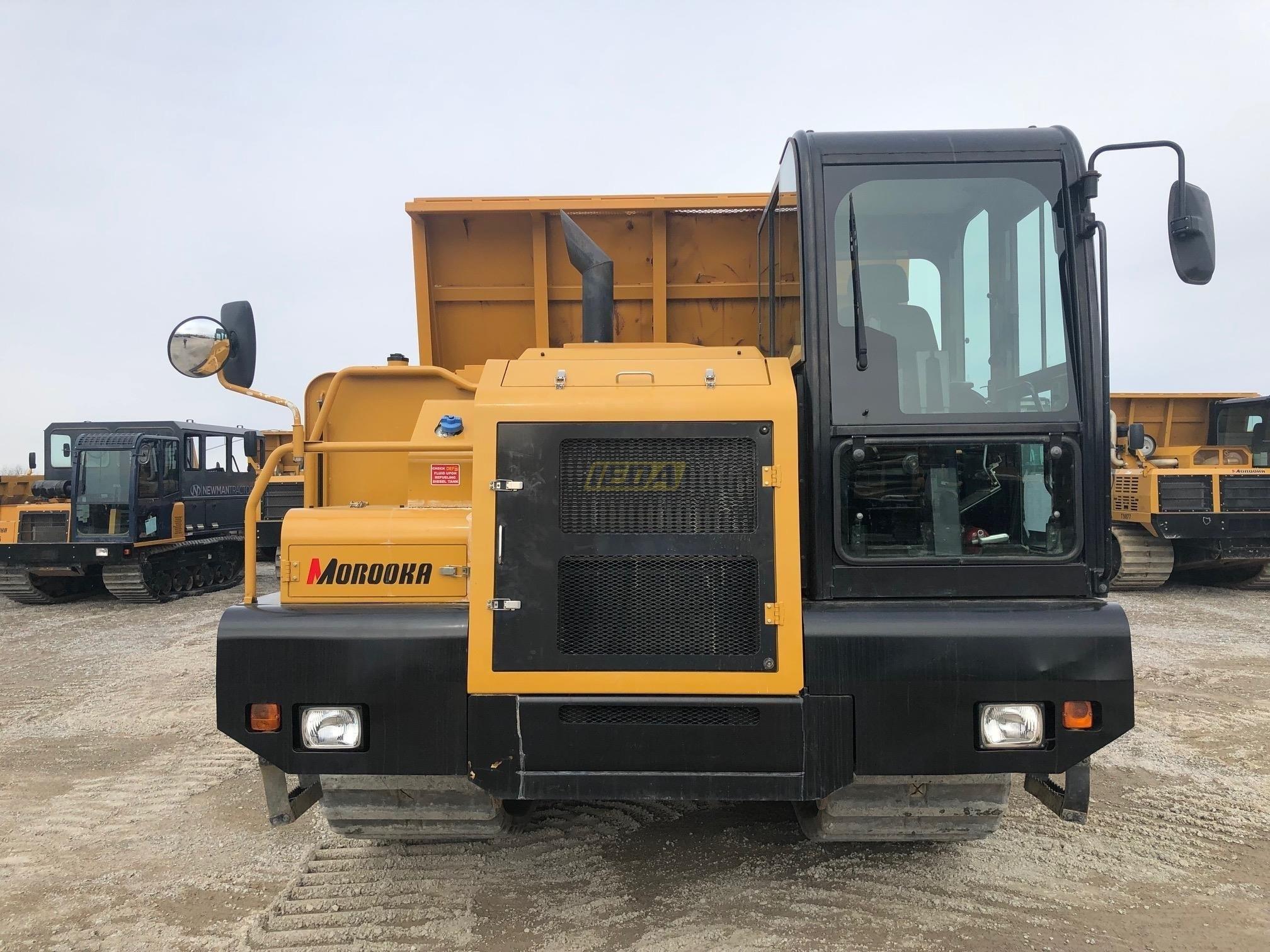 Used 2017 Morooka MST2200VD For Sale