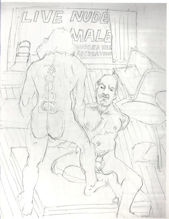 Live Nude Male thumbnail 3