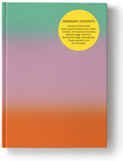 Imaginary Concerts by Peter Coffin