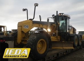 Used 2011 Caterpillar 160M VHP PLUS For Sale