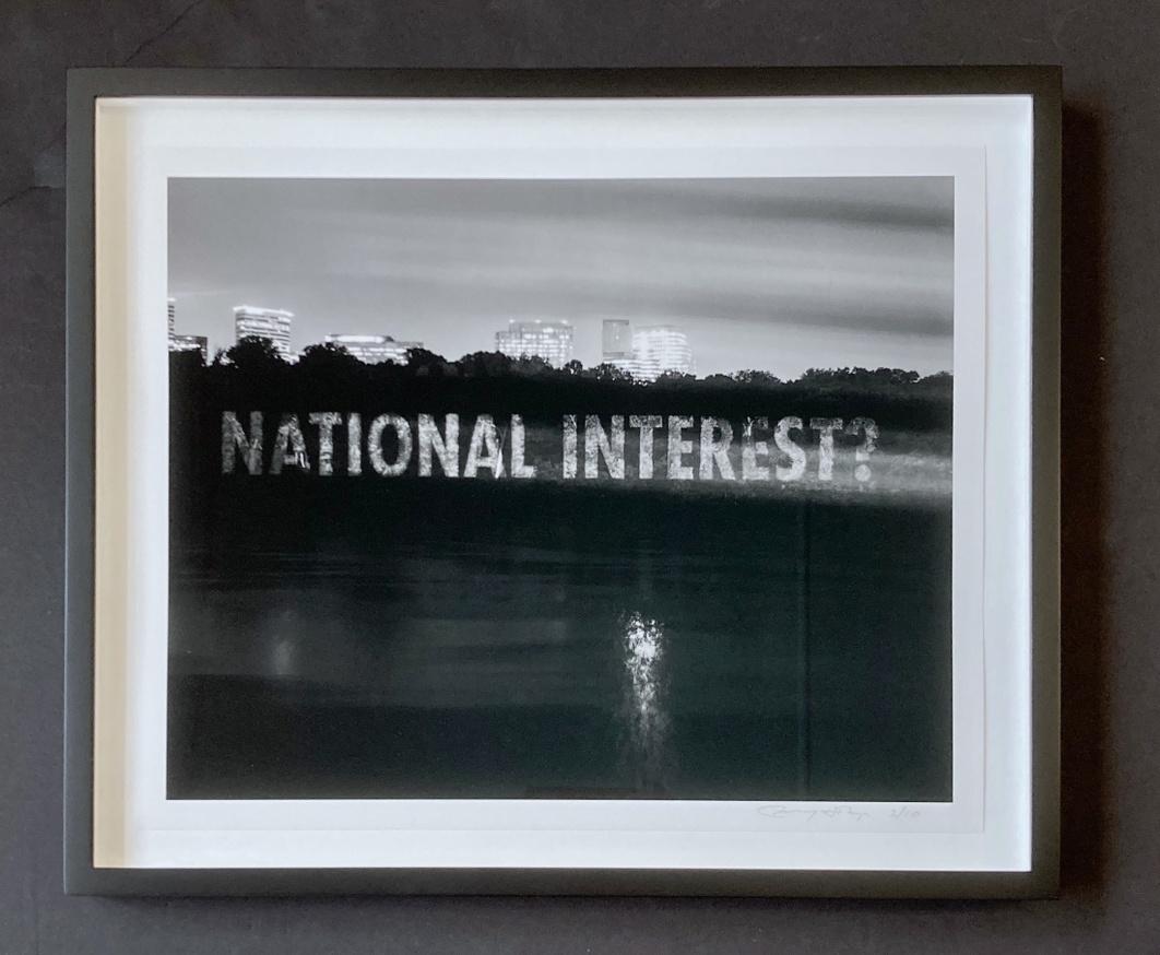 National interest?, 2013