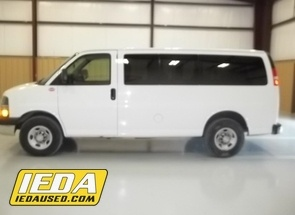 Used 2013 Chevrolet EXPRESS 3500 For Sale