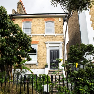 best house location in london