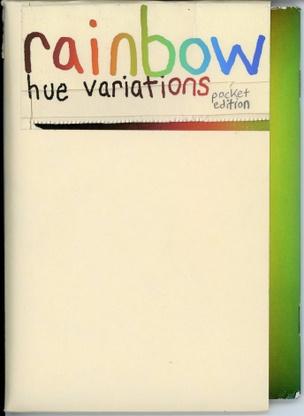 Rainbow Hue Variations (pocket edition)