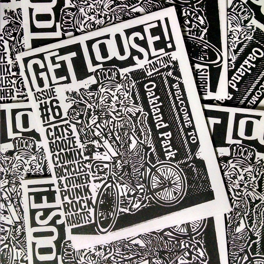 Get Loose Fanzine #6