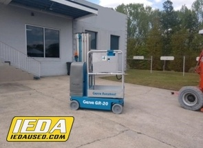 Used 2007 Genie GR20 For Sale
